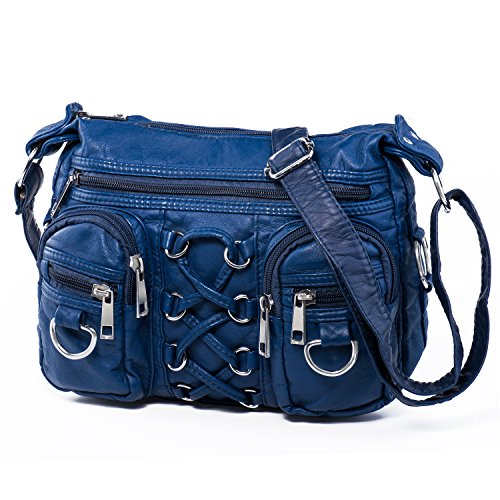 Zipper Pocket Handbag - 2