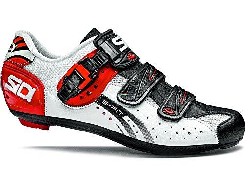 sidi-genius-fit-carbon-shoes-mens-white-black-red-415-reg