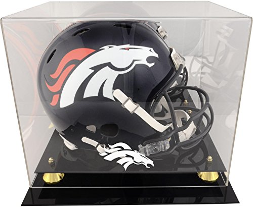 Broncos Display Cases (Mounted Memories Denver Broncos Helmet Display Case)