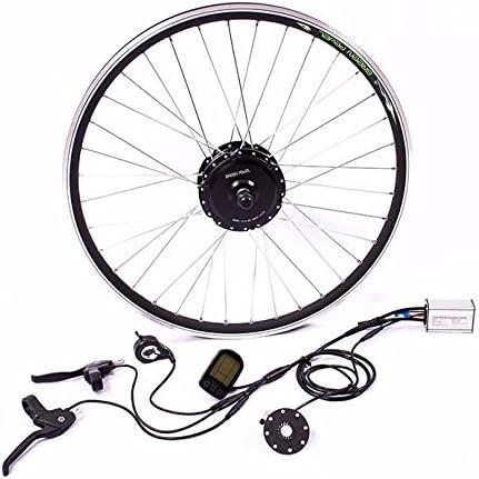 Vélo électrique Kit environ 73.66 cm 36 V 500 W Electric Bicycle Motor Kit 27.5 28 29 in