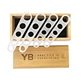 YOGABODY Naturals Toe Spreaders & Separators, Fast