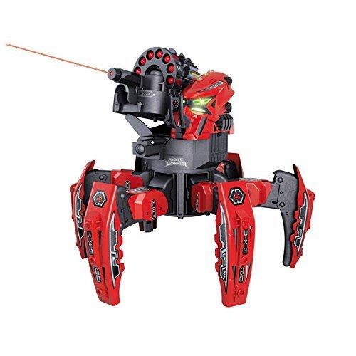 Riviera RC Space Warrior Robot Warrior, Red