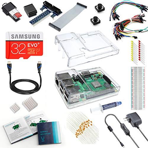 V-Kits Raspberry Pi 3 Model B+ (Plus) Ultimate Kit [2018 Model] ()