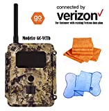 Spartan HD GoCam (Connected by Verizon, Model#GC-VCTb, RealTree) 3G Wireless, Blackout Infrared (2-year warranty) - Bonus Package