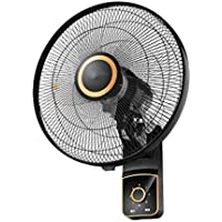 DHXY FAN Remote control wall fan wind volume wall-mounted energy-saving mute mechanical home restaurant dormitory fan easy to handle and assemble 18-inch, 18 inch machine