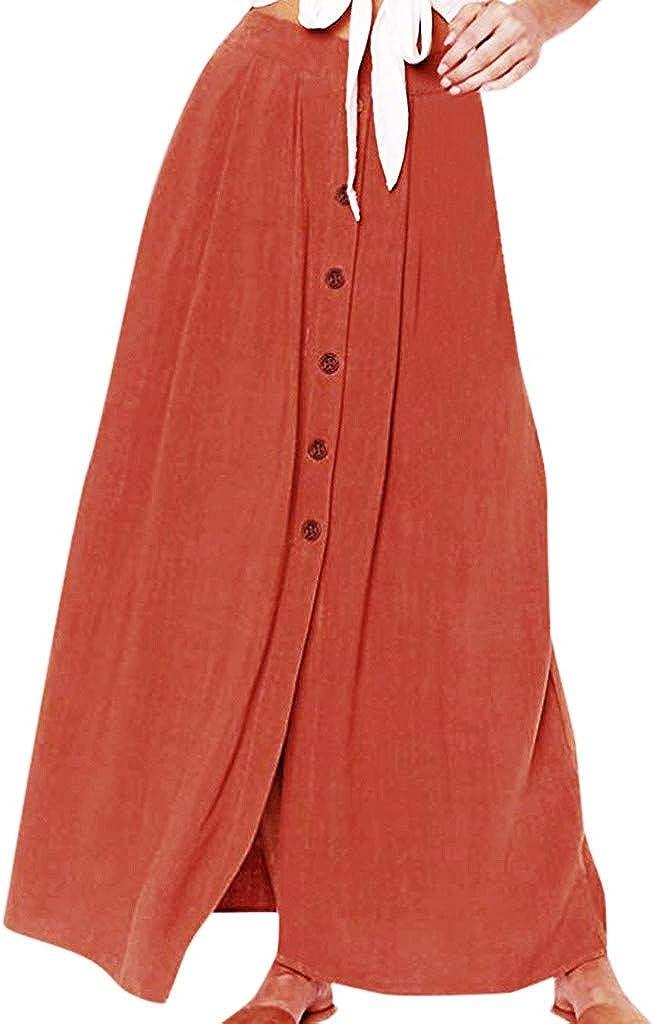 Poachers Faldas Mujer largas Falda Flamenca Mujer Volantes Vestidos Verano Mujer Tallas Grandes Vestidos Mujer Casual Verano Fiesta Vestidos Playa Largos Vestidos Playa Mujer Verano 2019: Amazon.es: Ropa y accesorios