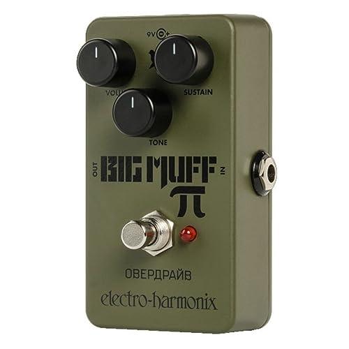 Electro Harmonix/Green Russian Big Muff