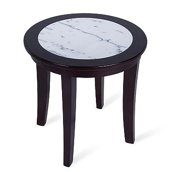 Marmor esstisch rund great knoll saarinen esstisch rund for Tischplatte marmoroptik