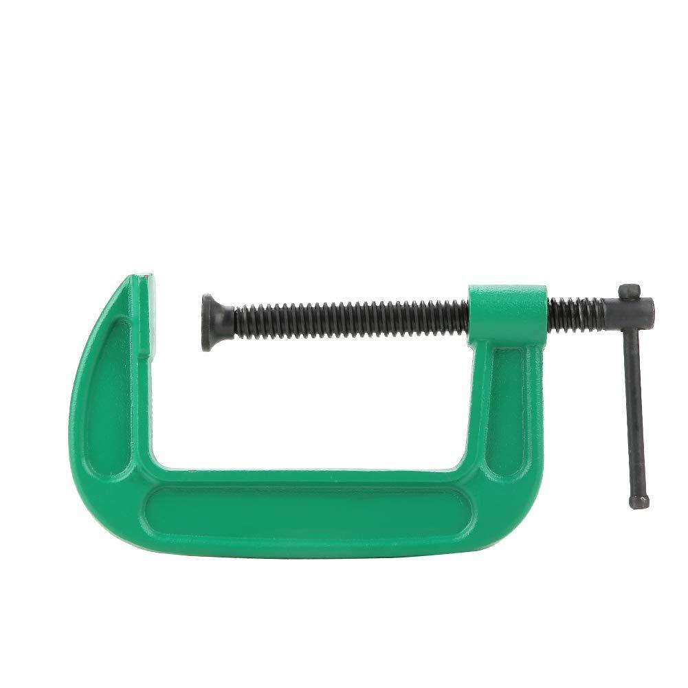 Akozon Serre-joint Heavy Duty r/églable de type G menuiserie Pince-/étau DIY de menuisier appareil de serrage