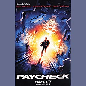 Paycheck Audiobook
