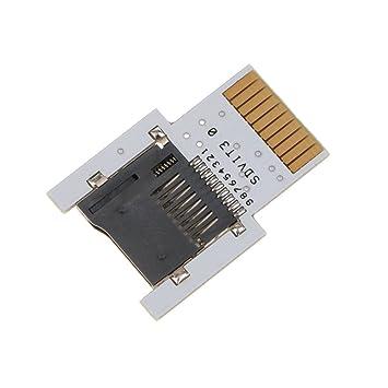 non-brand Adaptador de Tarjeta de Memoria SD2VITA MicroSD ...