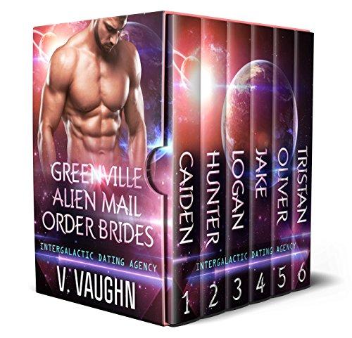 Greenville Alien Mail Order Brides - Complete Edition - Box Set (Edition Complete Set)