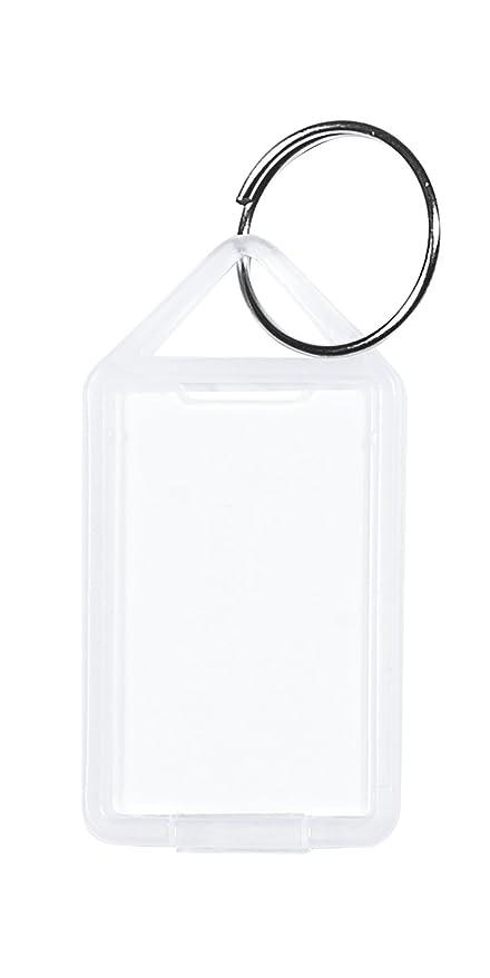 Llave - Llavero de plástico con anillo, plegable y ambos ...