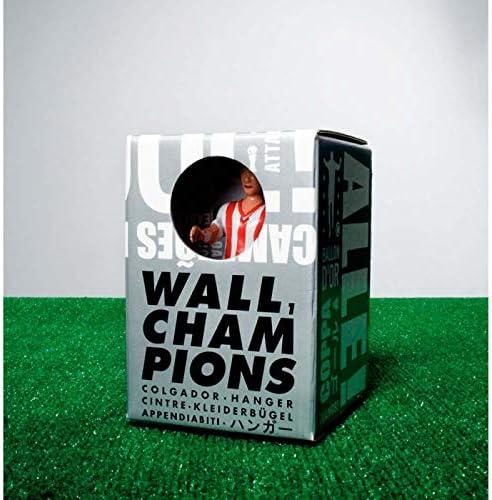 Colgador Wall Champions 1, Roma Masculino: Amazon.es: Deportes y aire libre