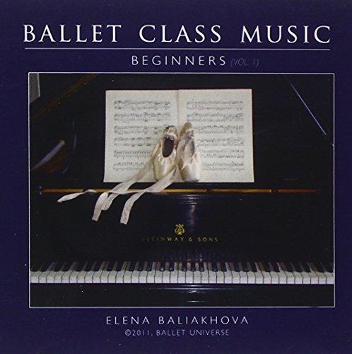 Ballet Class Music V.1 Beginners