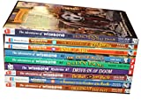 Wishbone Set of 9 Books Including Hunchdog of Notre Dame, Tom Sawyer, Joan of Arc, The Prince and the Pooch, Salty Dog, Drive-in of Doom, The Mutt in the Iron Muzzle, Journey to the Center of the Earth and Digging up the Past