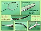Genji Sports Ahead 360 Nano Kevlar 7200Z badminton racket Review