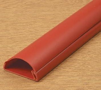 DLine 16x8 White Cable Covers Conduit 75cm