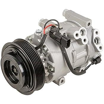 AC Compressor & A/C Clutch For Hyundai Tucson & Kia Sportage - BuyAutoParts 60-03377NA New