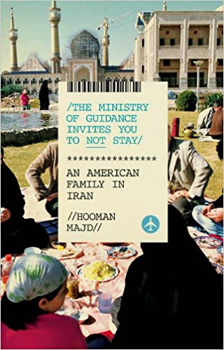 Téléchargement gratuit d'ebooks pdf sans inscriptionThe Ministry of Guidance Invites You to Not Stay: An American Family in Iran B00CPU9NLA by Hooman Majd in French PDF DJVU