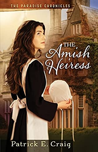 book cover of The Amish Heiress