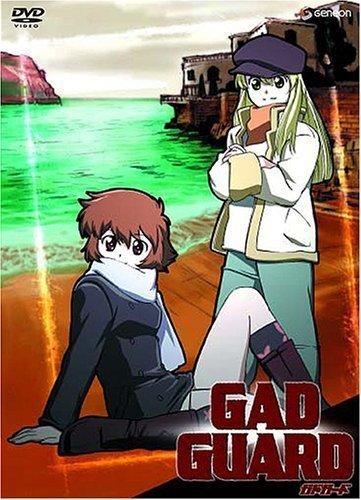 Gad Guard, Vol. 6: Techodes by Geneon [Pioneer]