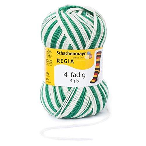 Regia Sock Pattern - 9