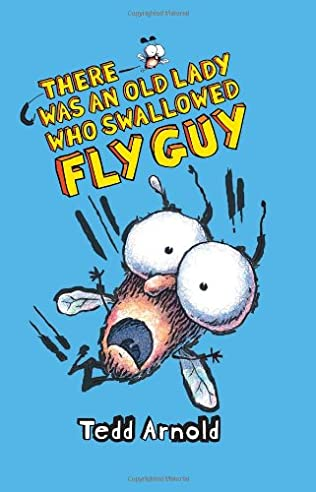 book cover of There Was an Old Lady Who Swallowed Fly Guy