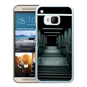 New Beautiful Custom Designed Cover Case For HTC ONE M9 With Stare Into The Abyss (2) Phone Case