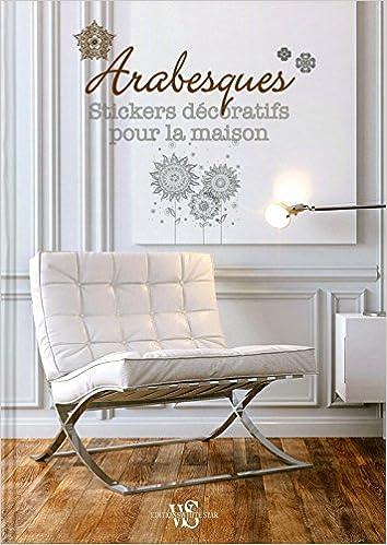 Arabesques Stickers Decoratifs Pour La Maison Ferrero Giorgio