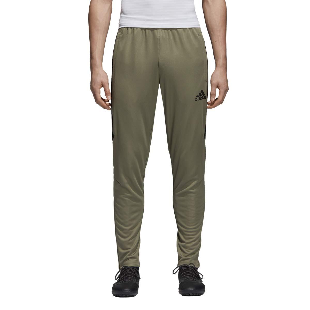 adidas Men's Tiro 17 Soccer Pants (M, Trace Cargo)