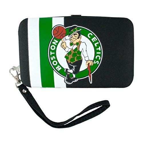 Littlearth NBA Boston Celtics Shell Wristlet