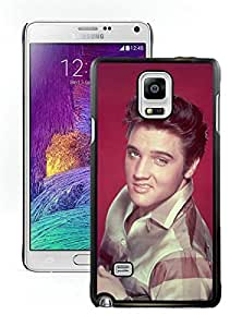 Beautiful Designed Case With Elvis Presley 1 Black For Samsung Galaxy Note 4 N910A N910T N910P N910V N910R4 Phone Case