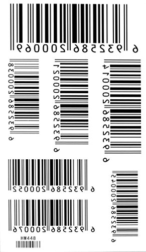 Body Painting Tattoo Stickers Temporary Tattoos Paste Neck Shoulder Chest Hand Fashion Models Single Noble Alternative Barcode 2pcs/lot (Temporary Tattoo Numbers)