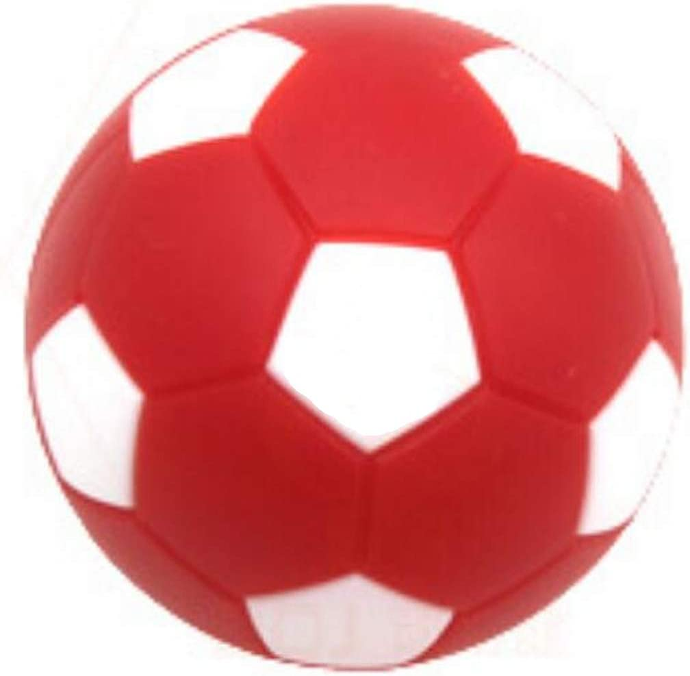 Table Soccer Ball 32mm//36mm Set of 12 PCS Silfrae Mini Foosball Replacement Balls