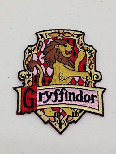 Harry Potter GRYFFINDOR Embroidered Chest Logo