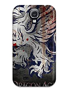 sandra hedges Stern's Shop New Style 2824534K34732304 Quality MarvinDGarcia Case Cover With Beautiful Dragon Age Origins Nice Appearance Compatible With Galaxy S4