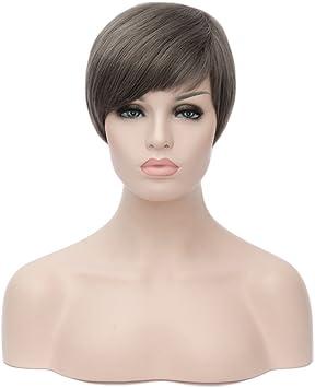 CLOCOLOR Perruque//Cheveux De Femme Synthetique