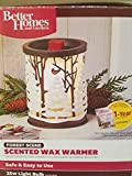 Better Homes and Gardens Full Size Forest Scene Scented Wax Warmer, Includes a 1 Year Subscription to Better Homes and Gardens!