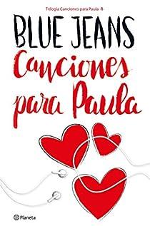 Canciones para Paula par Blue Jeans