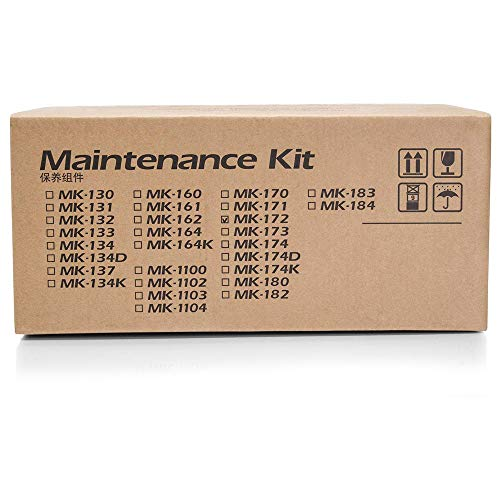 - Genuine Kyocera MK-172 FS-1320D 1370DN Maintenance Kit (100000 Yield)