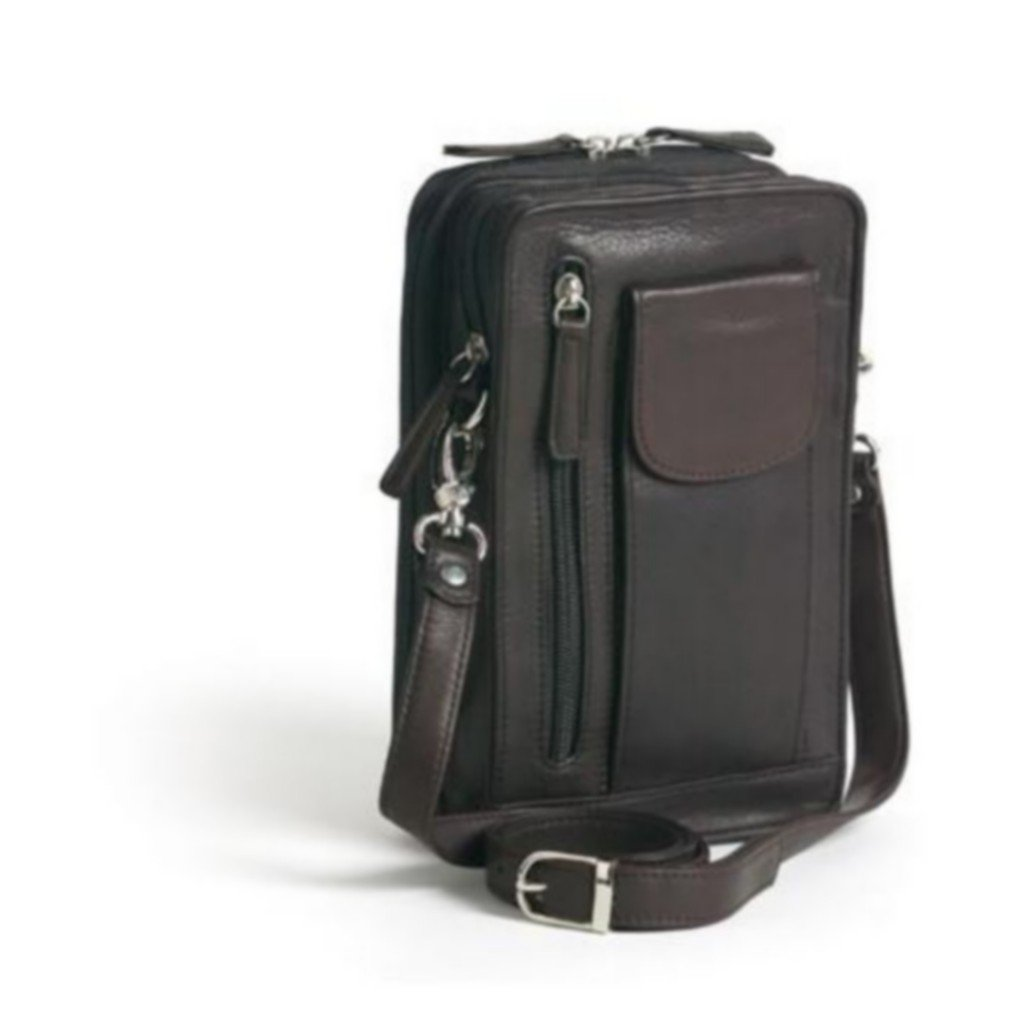 Osgoode Marley Small Travel Pack Espresso by Osgoode Marley