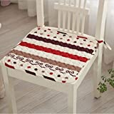MEIZOKEN Office Chair Pads Dining Chair Cushions Comfortable Seat Cushion Home Decor Kitchen Seat Chair Pad Car Seat Cushion