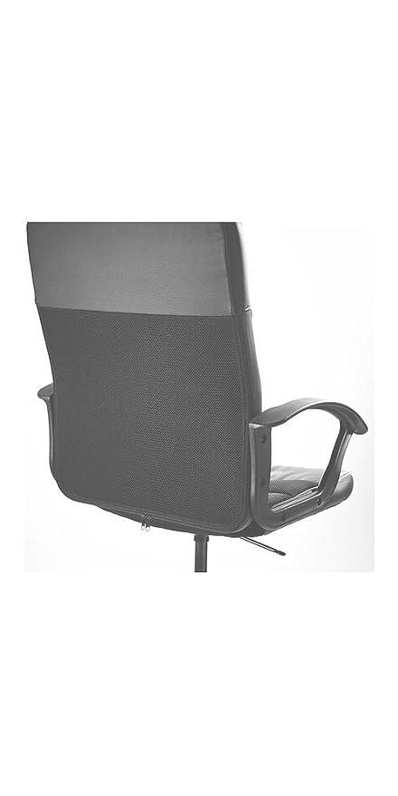 IKEA - Fingal giratorio silla de oficina, color negro: Amazon.es ...