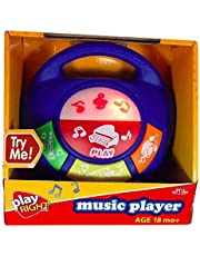 music player for children (play right)