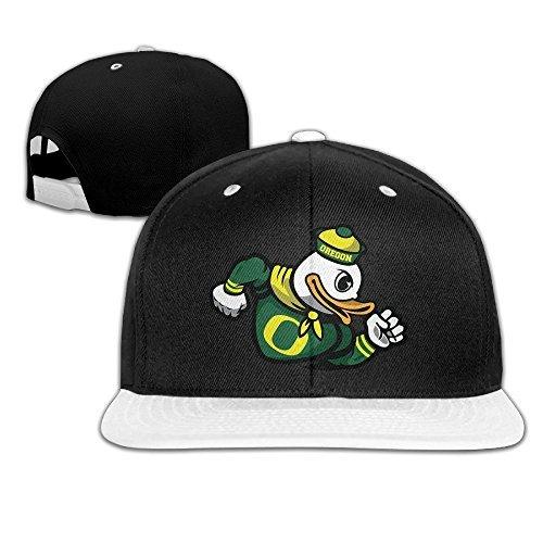 AmFUN Oregon Duck Adjustable Snapback Hip-hop Cap Baseball Hats