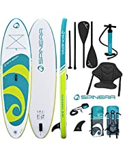 Spinera Classic 9'10 '' 300x76x15cm SUP Stand Up Paddleboard - Pack 3