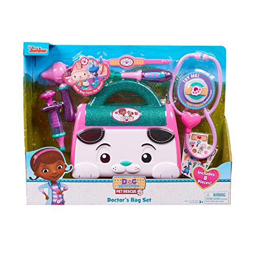 Doc McStuffins Pet Rescue Bag Set]()