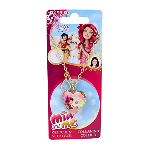 Legler Heart Medallion And Gold Chain Mia And Me Action Dress Ups And Accessories (Medallion Mia)