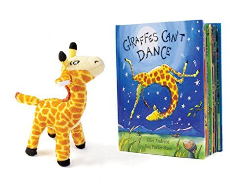 Giraffes Can't Dance: Book and Plush Toy